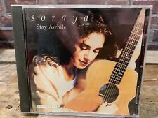 Stay Awhile by Soraya (CD, PROMO Single)