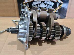 2003 Harley Davidson Sportster 883 Transmission Gearbox