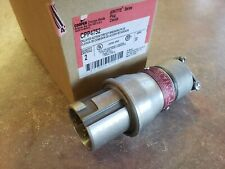 CPP4752  Crouse Hinds 30A 3W 4P PLUG  New