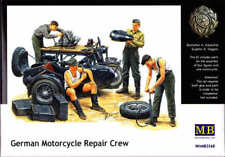 Master Box 1/35 German Motorcycle Repair Crew avec BMW R75 # 3560 @
