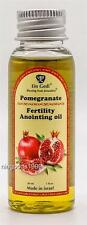 Fertility pomegranate Anointing oil Jerusalem Biblical Holy Land Israel 30ml 1oz