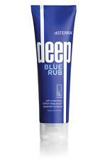 doTerra Deep Blue Rub 4oz ** sore muscle relief NEW