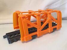 Thomas Trackmaster Train Avalanche Escape Collapsing Orange Tunnel Bridge Track