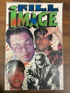 Boneyard Press Kill Image #1 (June,1993) VF/NM+ Hart Fisher