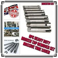9Pc  HSS Broken Tap Remover / Extractor Set. Snap Up On A Bargain