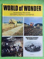 World of Wonder - no.73 - 14th Août 1971 - Whatever Happened to Farmer Giles ?