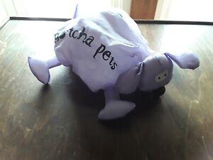 KIDS SHOWER CAP - GOTCHA PETS LILAC DOG - BRAND NEW