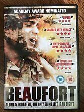 BEAUFORT ~ 2007 Joseph Cedar Israeli Military / War Drama   UK DVD