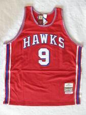 Mitchell Ness M&N Bob Pettit St Louis Hawks Jersey USA 52 2XL NWT Authentic RARE
