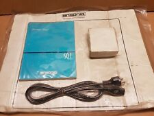 80's ENSONIQ SQ 1 SYNTHESIZER MANUAL & SWITCH - made in USA - TIME WARP