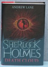 Young Sherlock Holmes: Death Cloud-UK Version-signed & numbered (Item C1117)