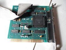 Boca Research PN4191 I/O AT PCA-1-0 Controller Card