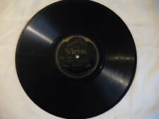 "COON SANDERS, VICTOR 19316. NIGHT HAWK BLUES / RED HOT MAMA, 10"", 78RPM,VG+"