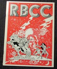 1976 Rocket's Blast ComiCollector RBCC #124 FN 6.0 FANZINE Mike Zeck