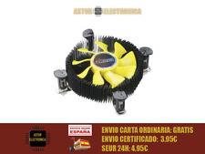 Akasa K25 Ventilador de CPU (3000 rpm, 33.50 CFM) LGA775, LGA1155, LGA1156