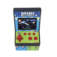 """Mini Arcade Classic Game System Portable Handheld 200 Built-in Games 2.8"""" Screen"""