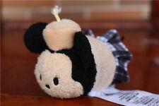 "Disney Authentic Minnie Mouse TSUM TSUM Plush Toy 3.5"""