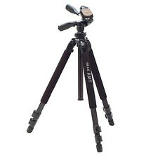 Slik Pro 500 DX Professional Tripod with A.M.T. Alloy Legs (615-320)