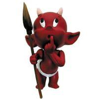 HOT STUFF: Little Devil Perplexed 3D Sculpted PVC PIN - Harvey Comics Licensed