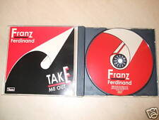 Franz Ferdinand - Take Me Out - DVD - Very Rare - Mint/New - Fast Postage