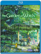 The Garden of Words (Blu-ray Disc, 2013)