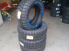 2x 255 65 17 Maxxis MT762 114Q Mud Terrain 4x4 Tyres 255/65R17 New Tyres x2