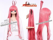 One piece Shirahoshi cosplay wig fox costume