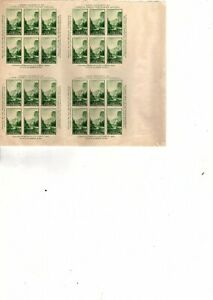 U.S.stamps special printing blocks with gutters MNH (e700