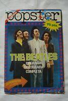 BEATLES SUPER-POSTER  John Lennon Ringo Starr George Harrison Paul McCartney POP