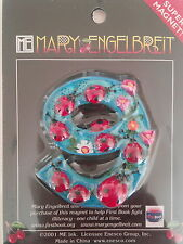 Mary Engelbreit Number #9 Nine Lady Bugs  Magnet Cake Topper Crafts ME Ink