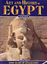 Art and History of Egypt By Alberto Carpiceci