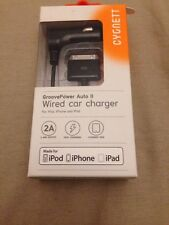 Car Charger For iPhone iPad Cygnet 2A
