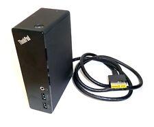 Laptop Lenovo ThinkPad OneLink Pro Dock Estación De Acoplamiento Replicador De Puerto 03X6819