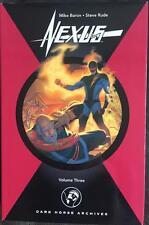 Nexus Archives Volume 3 (Dark Horse, USA 2006) Hardcover Steve Rude