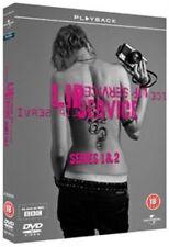Romana Abercromby Tom Mannion-lip Service Series 1 and 2 DVD