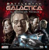 BATTLESTAR GALACTICA ITA Gioco da Tavolo Board Game Giochi Uniti