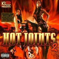 Various Artists : Hot Joints 2 CD 2 discs (2004) Expertly Refurbished Product