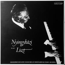 AUDIOPHILE -ERVIN NYIREGYHAZI plays Liszt/ International Piano Archives  IPA 111