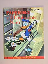 Paperino e il continente nero Walt Disney Un piccolo libro d'oro 62 Mondadori 64
