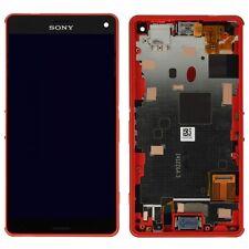 D'origine Sony Écran LCD Unité Complète avec Cadre pour Xperia Z3 Compact Neu