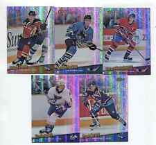1998-99 Topps Finest No Protectors Refractors #18 Patrick Marleau Sharks