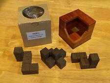 Tulip 1 Osanori Yamamoto Pelikan packing puzzle