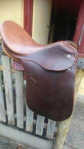Kieffer keiffer Muchen Brown Dressage saddle