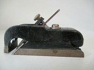 Vintage Stanley No 75 Bullnose Plane vintage woodwork tool