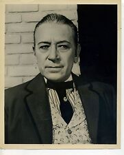 AROUND THE WORLD IN 80 days 1956 Orig 8X10 Press Photo GEORGE RAFT AS BOUNCER