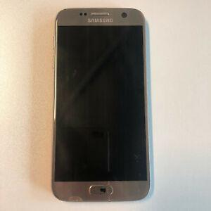 Samsung Galaxy S7 - 32GB - Gold Platinum (UNLOCKED) *SEE DESCRIPTION*
