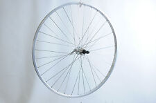 700C (622 - 19) REAR QUICK RELEASE WHEEL BIKE RIM ALLOY 7 8 SPEED 135mm HUB OLD