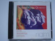 0974 Allegri String Quartet - Haydn Shostakovitch Schumann CD album *EX-LIBRARY*