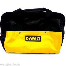 """New Dewalt 12"""" Tool Bag/Case For Drill, Saw, Grinder, Battery 18V 12 14 18 VOLT"""