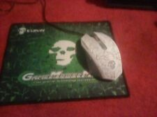 BRAND NEW xbox one gaming mouse and mat
